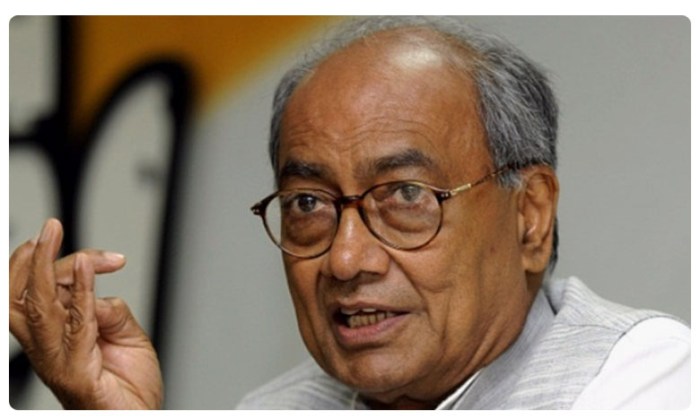 congress senior leader Digvijay singh, కాషాయం ధరించి అత్యాచారాలు  చేస్తున్నారు:  దిగ్విజయ్ ఆరోపణలు