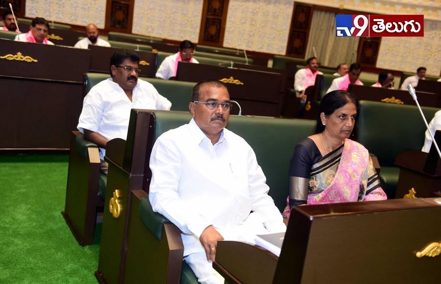 Telangana Budget Session 2019, తెలంగాణ అసెంబ్లీ బడ్జెట్ సమావేశాలు ఫొటోస్