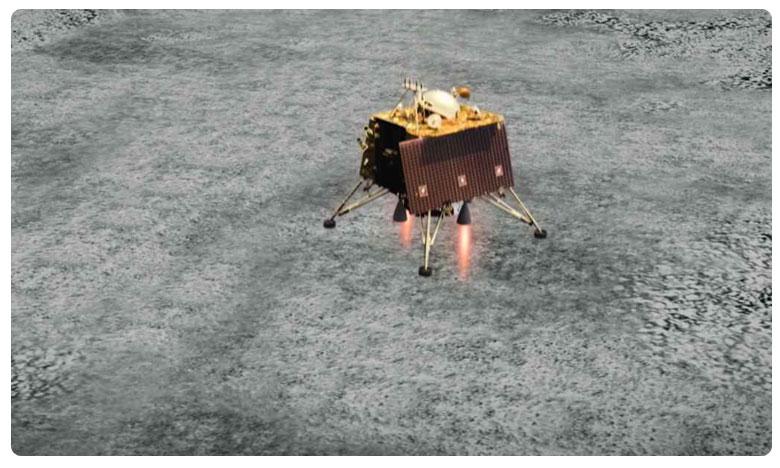 just moments before its scheduled landing on, చంద్రయాన్-2 మిషన్.. పాక్షిక ' అంతరాయం ' పై ఫారిన్ మీడియా ఏమంది ?