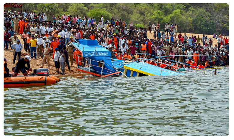 Godavari Boat Mishap : Royal Vashista Did Not Have Permission To Operate