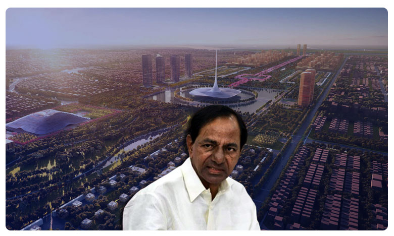 Kcr Comments On Amaravathi.. A Heated Debate