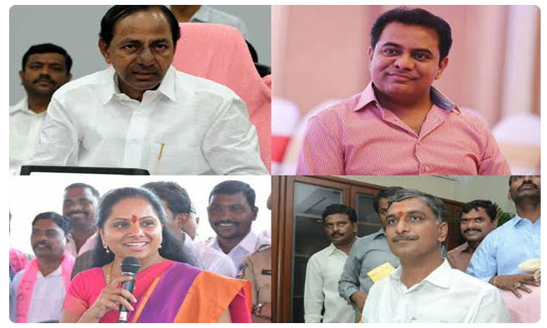 KTR and Harish Rao got cabinet berths What about Kalvakuntla Kavitha