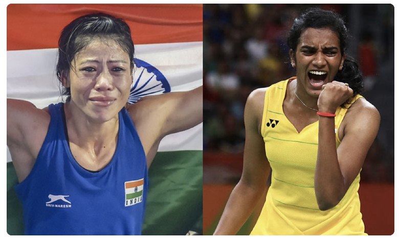 Mary Kom Recommended for Padma Vibhushan, PV Sindhu for Padma Bhushan in All-Women Sports Ministry List