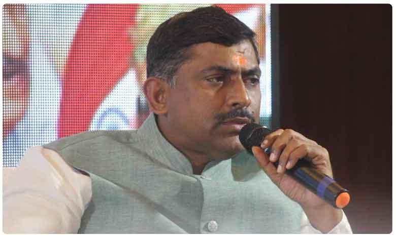 Muralidhar Rao Sensational Comments On Jumping Leaders, కేసుల నుంచి బయటపడేందుకే.. పార్టీలు మారుతున్నారు: మురళీధర్ రావు