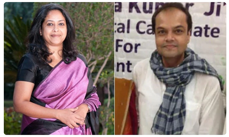 Congress appoints Pranab Mukherjee's daughter, Meira Kumar's son as new national spokespersons