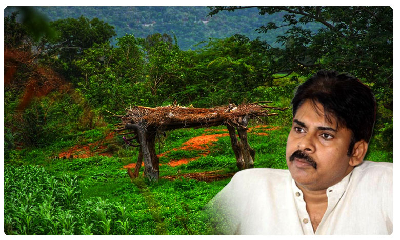 Janasena Chief Pawan Kalyan Sets A Target For TRS Over Uranium Issue