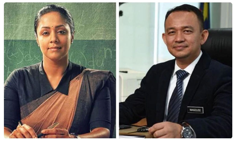 Raatchasi is a must-watch: Malaysian education minister praises Jyothika film to heavens