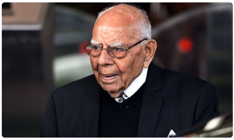 last restpects to Ram Jethmalani