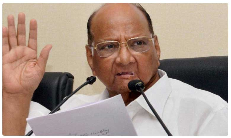 Sharad Pawar Nephew Named In Rs. 25000-Crore Bank Scam, శరద్పవార్పై మనీల్యాండరింగ్ కేసు!