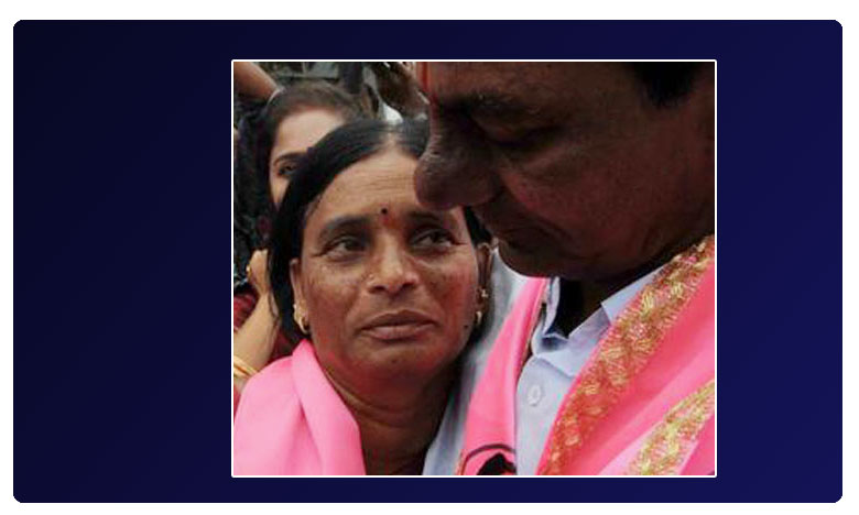 Srikanth Charry Shankaramma Huzoor Nagar, ఈ అమ్మకు లక్కు చిక్కేనా ? ఈసారైనా టికెట్ దక్కేనా ?