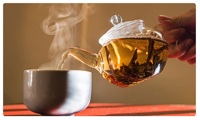 Tea is considered to be one of the popular and most consumed beverages globally., చాయ్ పే చర్చా ! మెదడుకదే కావాలప్పా !