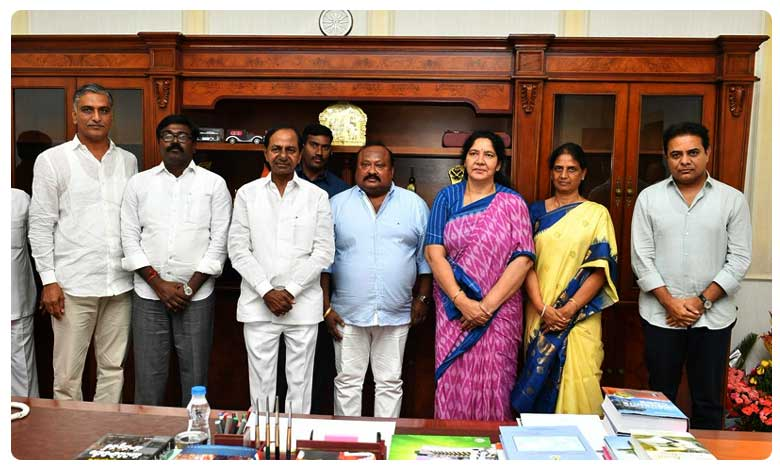 Telangana: Portfolios Allotted For New Ministers