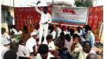 YS Jagan Mohan Reddy inaugurates Kannepalli Pump House, కన్నెపల్లి పంప్ హౌస్ ప్రారంభించిన కేసీఆర్