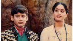 Mahesh tweets nostalgic picture, after reuniting with Vijayashanti