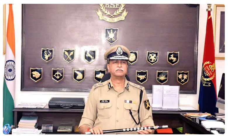 Vivek Kumar Johri takes charge as BSF Director General, బీఎస్ఎఫ్ నూతన డీజీగా వివేక్కుమార్ జోహ్రి