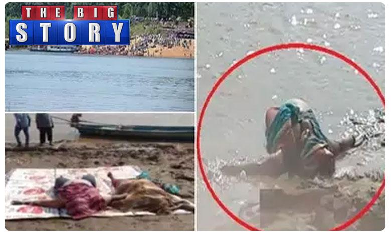 AP tourist boat capsized in Godavari river, 12 died
