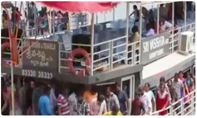 Godavari boat accident godavari river Devipatnam several from Telangana, Godavari Boat Accident : బోటు ప్రమాదంలో అత్యధికులు తెలంగాణ వాసులే