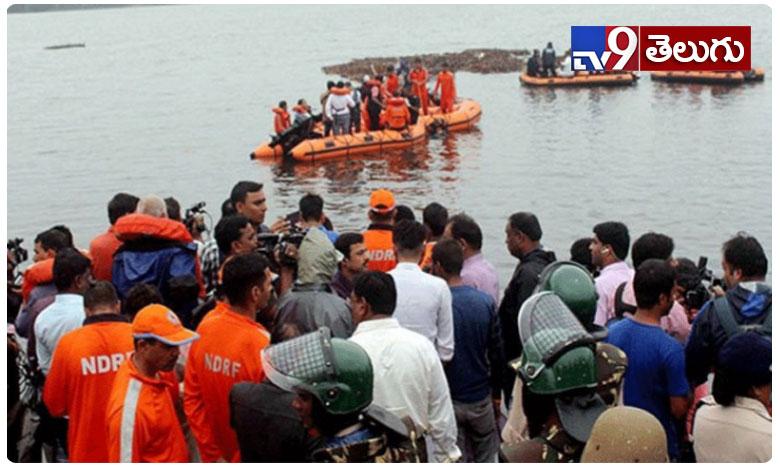 Godavari Boat Accident Photos