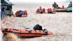 Godavari boat accident: Is it possible to put out the boat from 315 feet underwater?