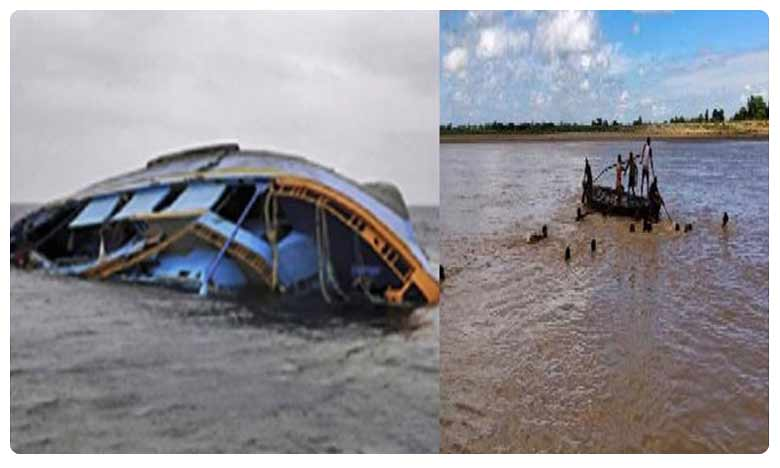 Godavari Boat Accident: Boat is in 315 feet under, officers start operation to bring it back