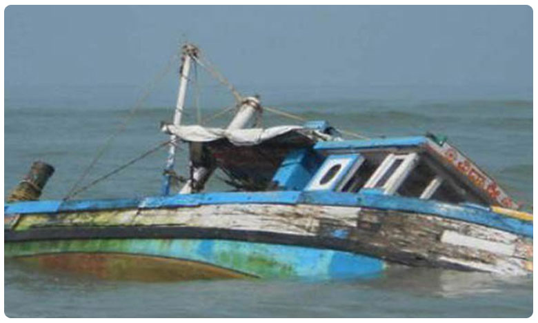 Boat accident location found in Kachhaluru area