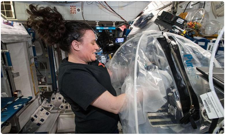 Why Astronauts Are Mixing Cement Aboard the International Space Station, రోదసిలో సిమెంట్! ఇల్లు కట్టొచ్చా..?