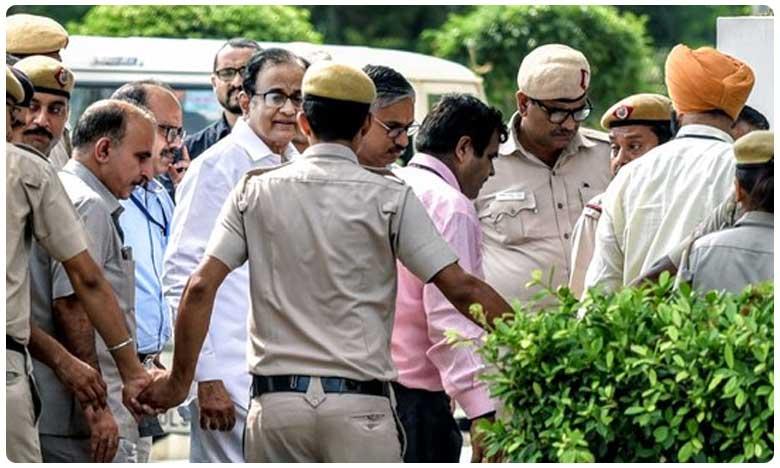 P Chidambaram Sent To Tihar Jail As Court Orders Judicial Custody