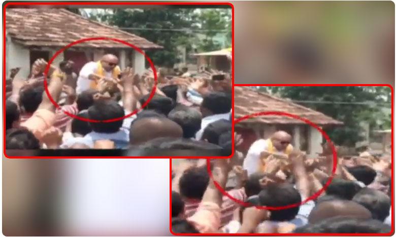 EX MLA Chinthamaneni Prabhakar Arrest