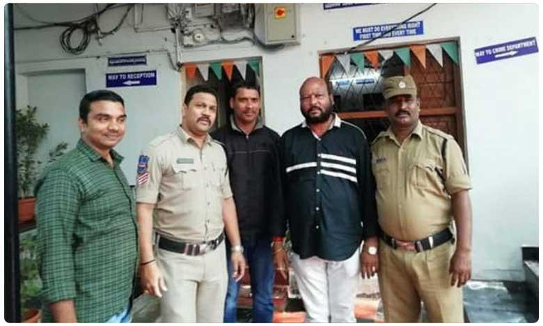 Actor Fish Venkat lodges complaint against fake news on YS Jagan, ఆయనపై.. దుష్ప్రచారం నేను చేయలేదు: నటుడు వెంకట్