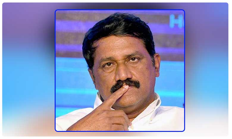 Tdp leader Ganta shocking comments on party change