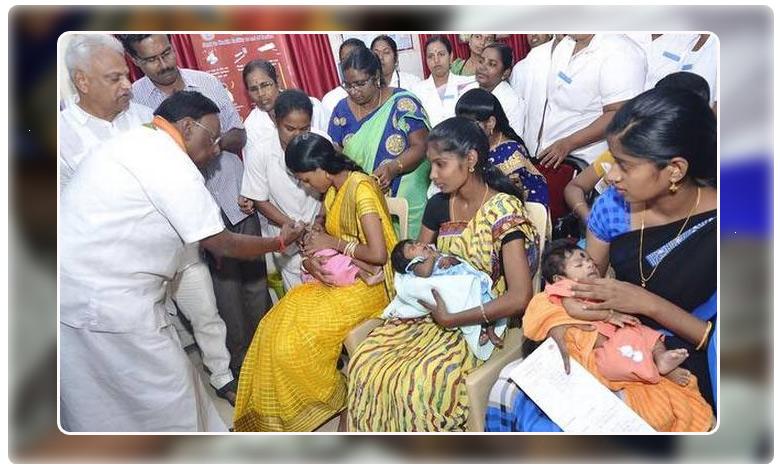 rota virus vaccine launched in telangana, రోటా వైరస్ కి చెక్.. పిల్లలూ ! బీ కేర్ ఫుల్ !