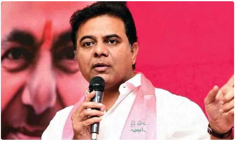 Telangana Minister KTR slams Bjp Leaders, అందుకే.. ఆ జిల్లాకు కేసీఆర్ 4 మంత్రి పదవులు ఇచ్చారు: కేటీఆర్