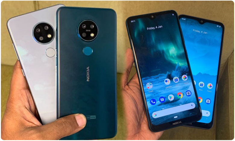 Nokia 7.2 Nokia 6.2 With Triple Rear Cameras 3500mAh Battery Launched: Price Specifications