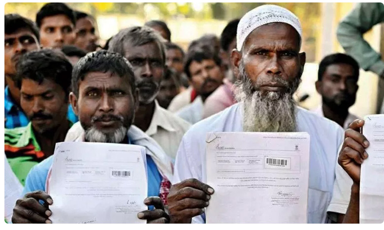 We should implement NRC in All states in India