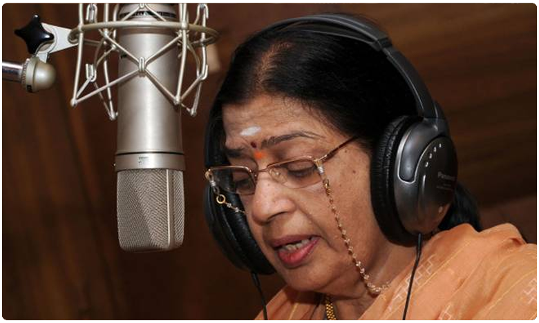 Singer P Susheela wins the prestigious Kopparapu National Award