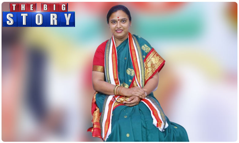 Congress announces Padmavathi Reddy as its candidate from Huzurnagar by polls, హుజూర్నగర్ కాంగ్రెస్ అభ్యర్థిగా పద్మావతి