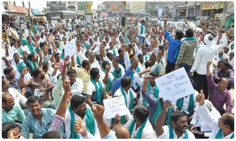 Tumeric farmers movement in Telangana, మరో ఉద్యమానికి రెడీ అవుతున్న పసుపు రైతులు.. !