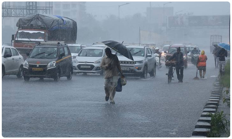 Monsoon 2019: Rains In Telangana, తెలంగాణలో నేడు భారీ వర్షాలు!
