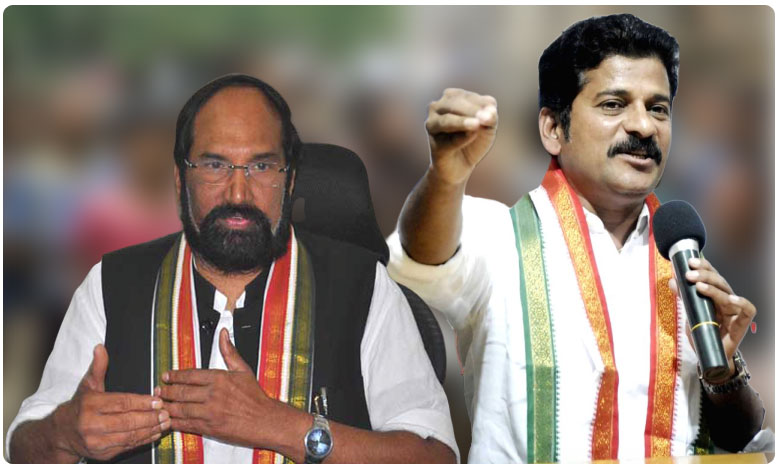 Revanth Reddy seeks action against Uttam Kumar Reddy