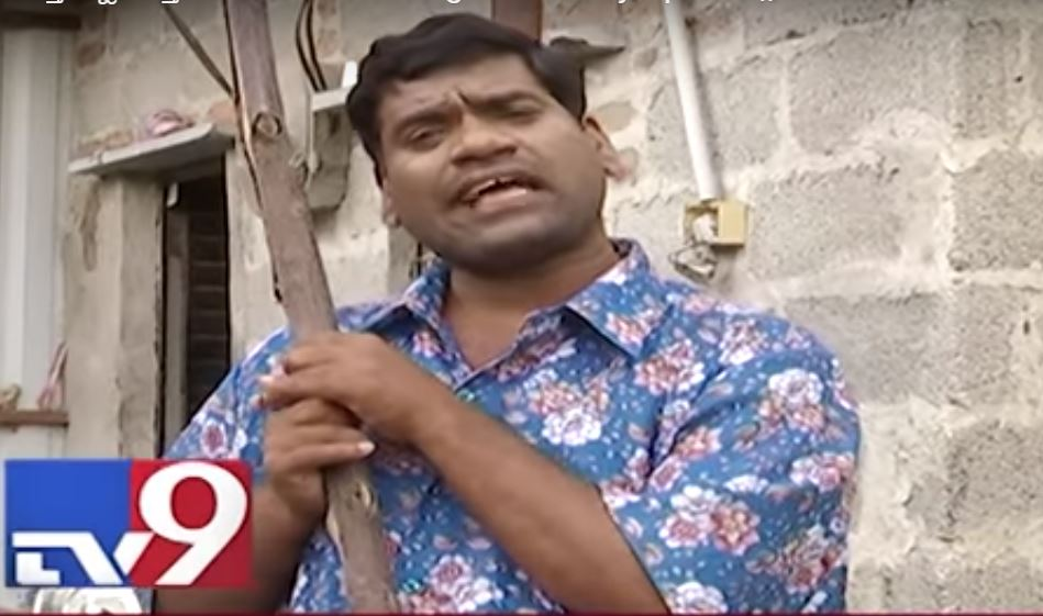iSmart Sathi angry on HYD metro officials iSmart Sathi 'King Of Comedy' special