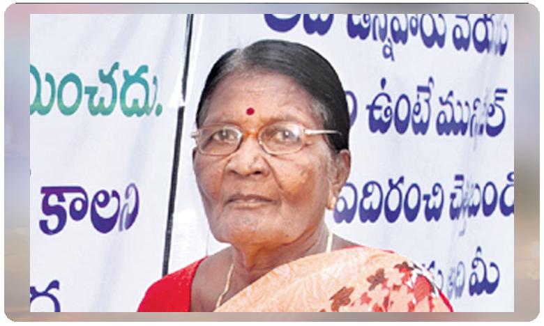 Panchayat member satyavati served five years continuously on Swacch Bharath, స్వచ్ఛ భారత్కు అసలైన బ్రాండ్ అంబాసిడర్.. ఎక్కడ? ఎవరు?