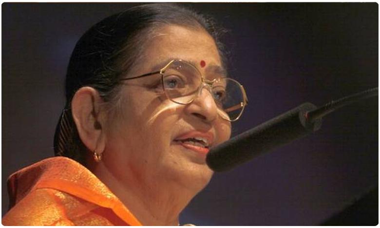 Singer P Susheela wins the prestigious Kopparapu National Award, గాన కోకిలకు.. నేషనల్ అవార్డ్..!