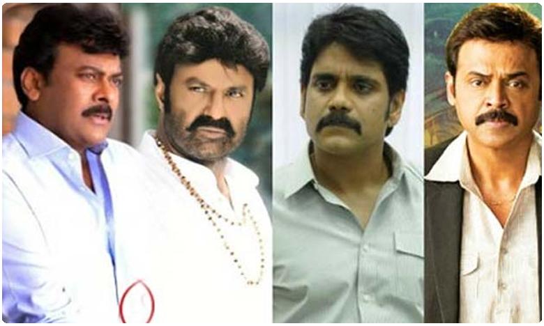Senior actors continue as Heroes but senior actresses appear in side roles, యంగ్గా హీరోలు.. బామ్మలుగా హీరోయిన్లు..?