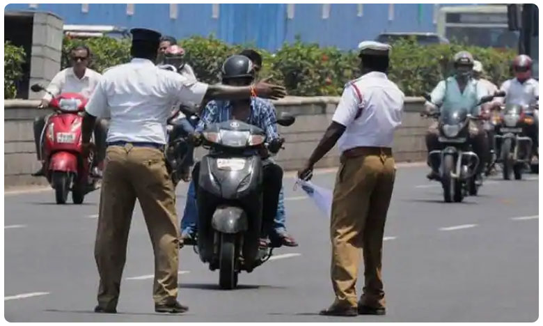 Higher penalties for traffic violations to be implemented from today