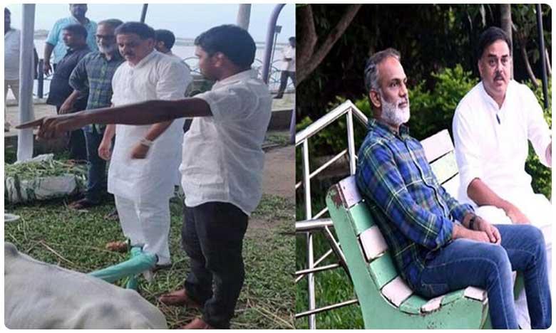 TDP Leader Vangaveeti Radha Krishna Meets Janasena Leader Nadendla Manohar