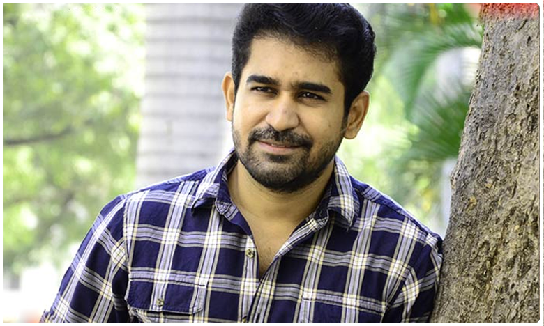 Tamil Actor Vijay Antony New Film Title launch