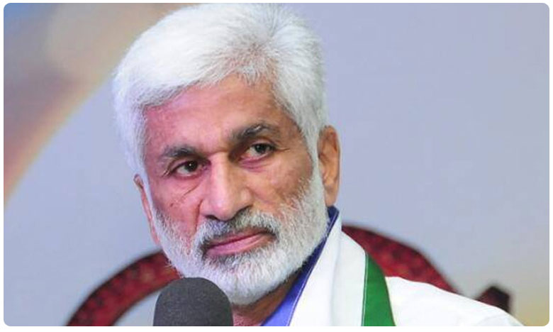 YCP MP Vijayasaireddy tweet on Chandrababu, ఆయన 'పాథలాజికల్ లయ్యర్'.. విజయసాయిరెడ్డి ట్వీట్