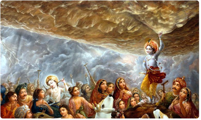 Govardhan parvath in Mathura attractions and how to reach, శ్రీకృష్ణుడి లీలల్ని కళ్లకు కట్టినట్లు చూపించే గోవర్ధనగిరి