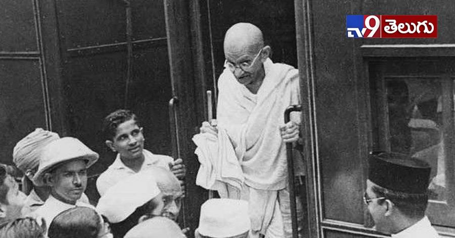 Gandhi Jayanthi Special unseen Photos, భారత జాతిపిత 'మహాత్మాగాంధీ' అరుదైన  చిత్రాలు