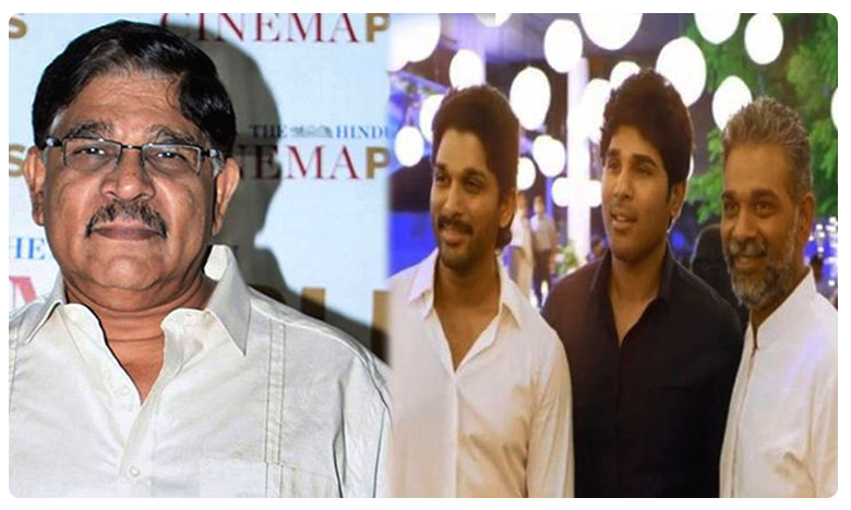 Allu Aravind Divides All His Assets Equally To Allu Arjun Allu Sirish And Allu Bobby, చీలిపోయిన అల్లు అరవింద్ ఫ్యామిలీ!